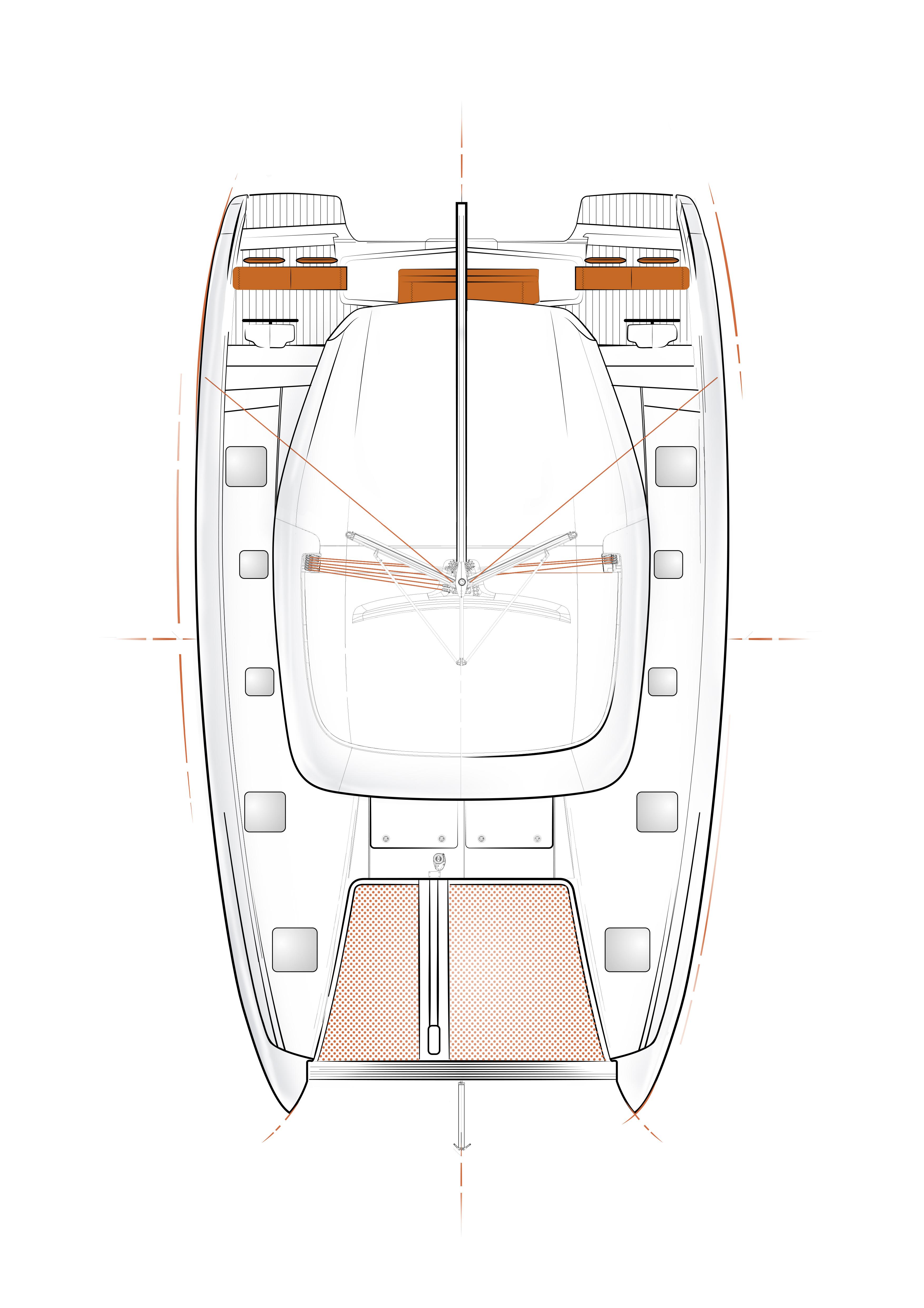 1/6th Share Excess 12 Catamaran - $195,000 per Share » 36 Degrees