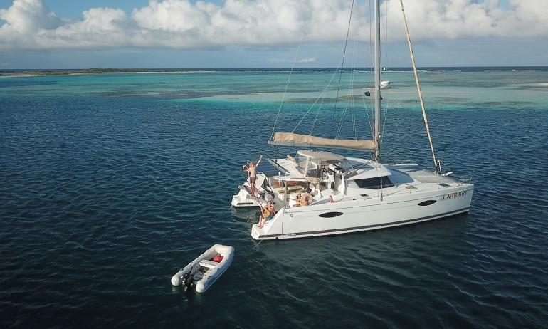 Fountaine Pajot Helia 44 1