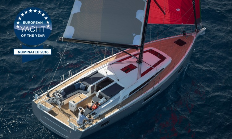 BEneteau Oceanis 51.1 European yacht of the year nominated