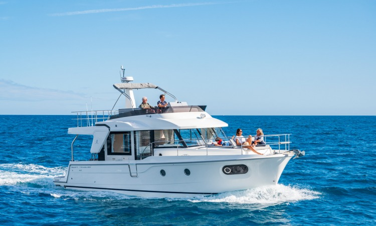 Beneteau Swift Trawler 41 14