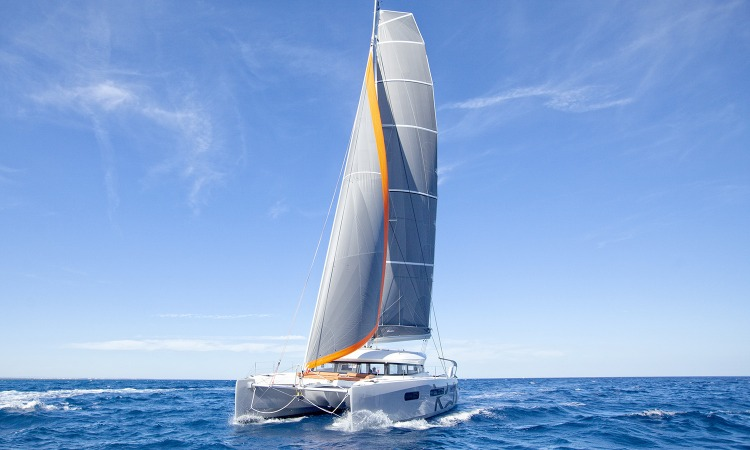 Excess 15 Catamaran sea trial 3