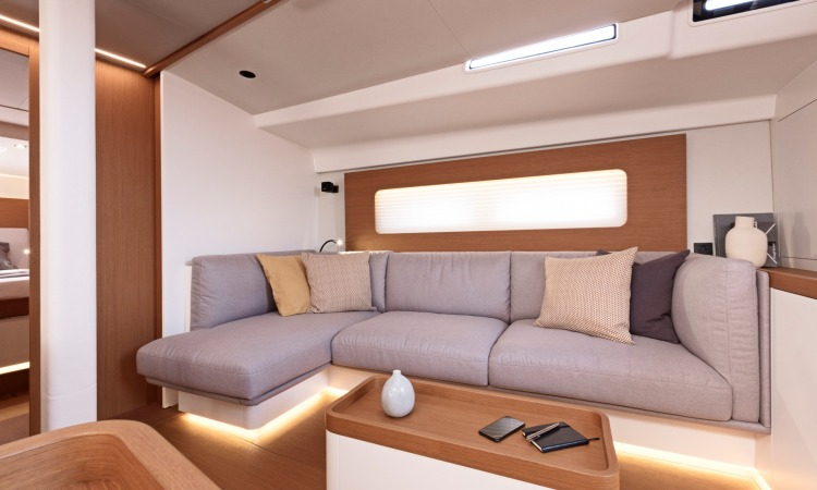 First Yacht 53 interior 16