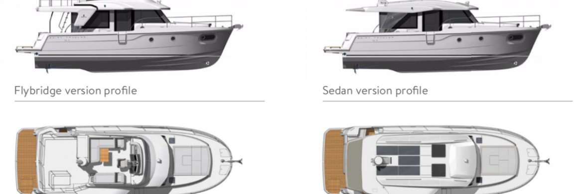 Swift Trawler 41 Layout2