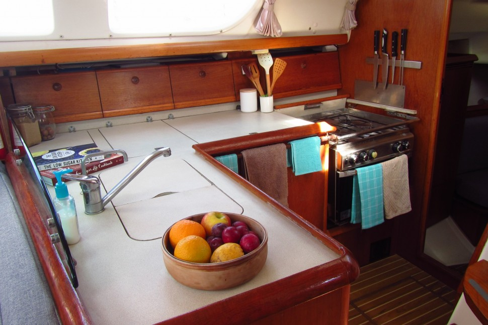 3. Galley
