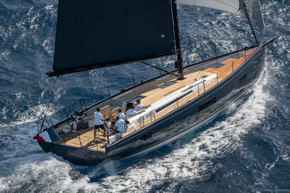 Beneteau First Yacht 53 23 under sail2