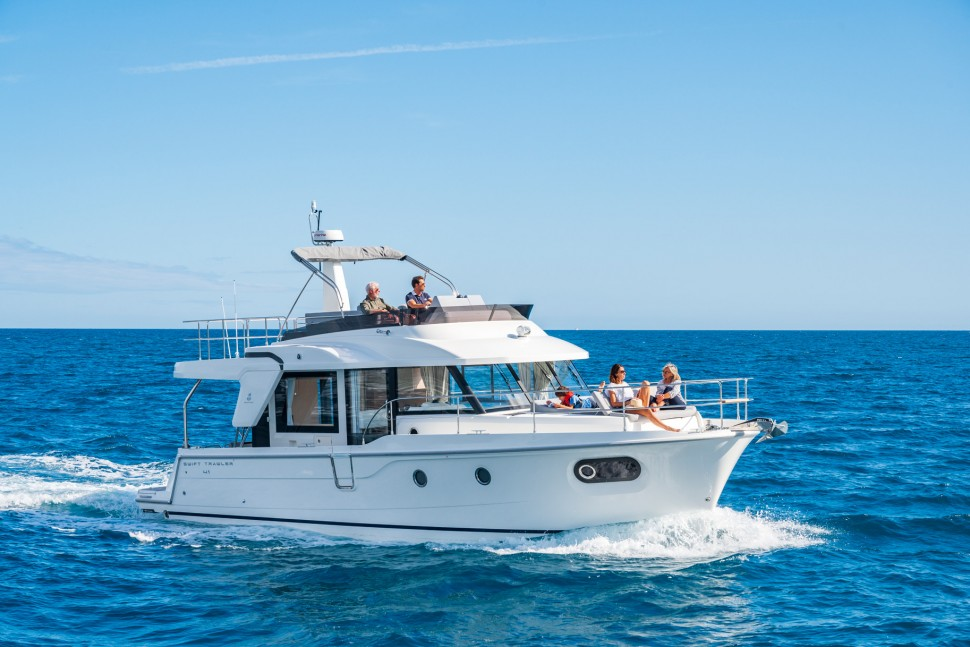 Beneteau Swift Trawler 41 10