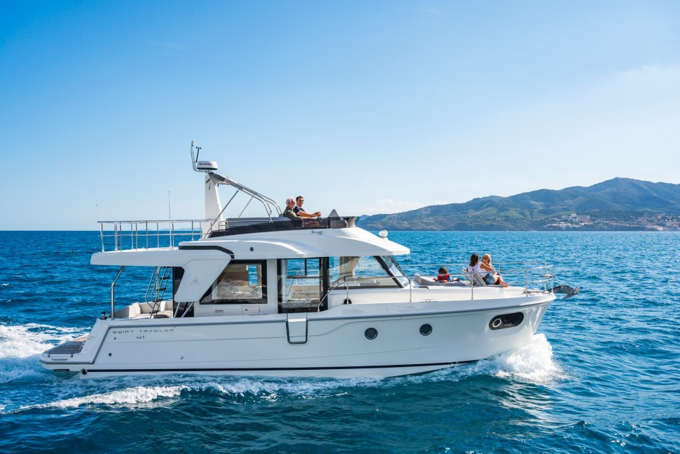 Beneteau Swift Trawler 41 11