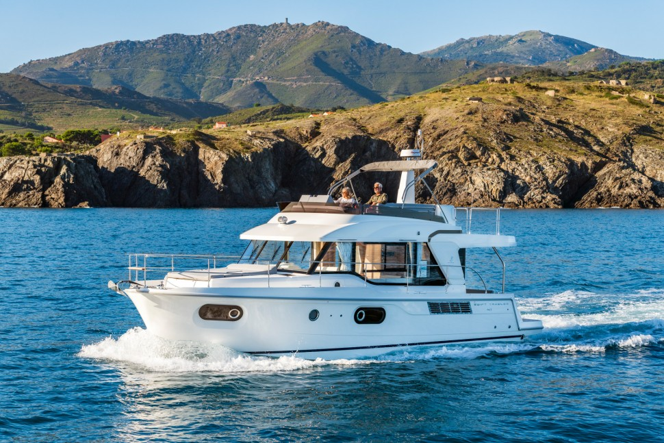 Beneteau Swift Trawler 41 16