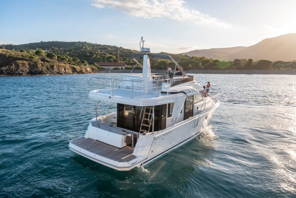 Beneteau Swift Trawler 41 38