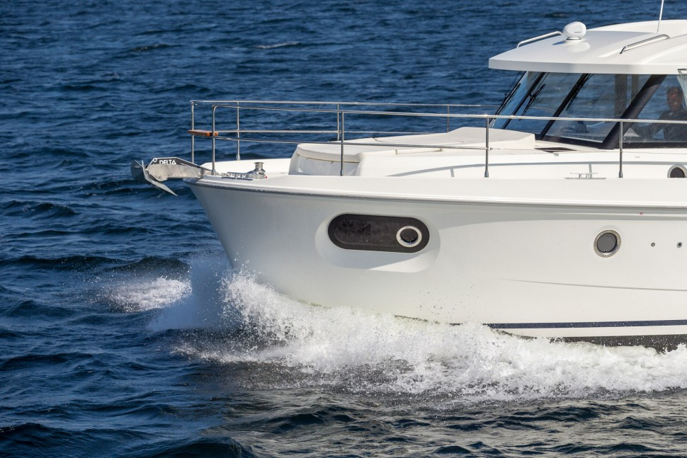 Beneteau Swift Trawler 41 Sedan 1