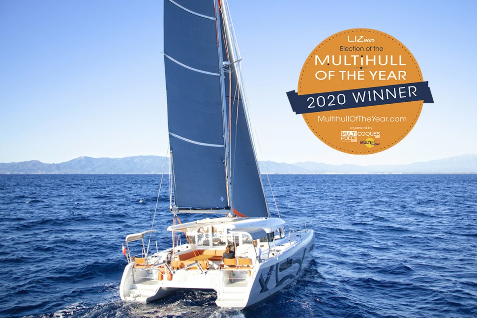 Excess 12 Multihull of the year award