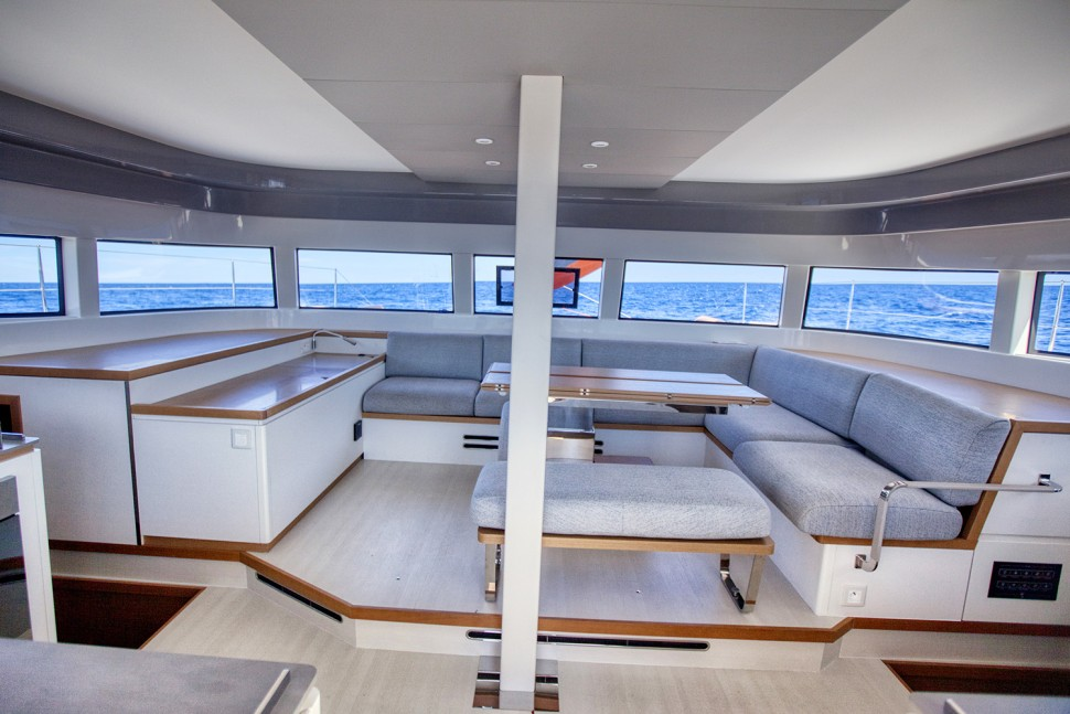 Excess 15 Catamaran interior 133