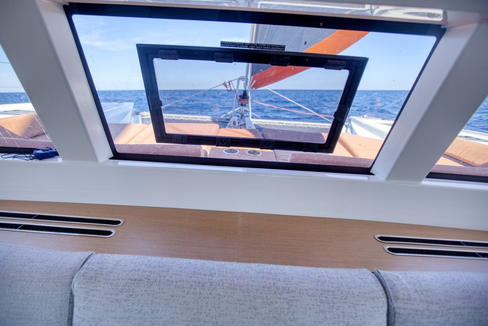 Excess 15 Catamaran interior 134