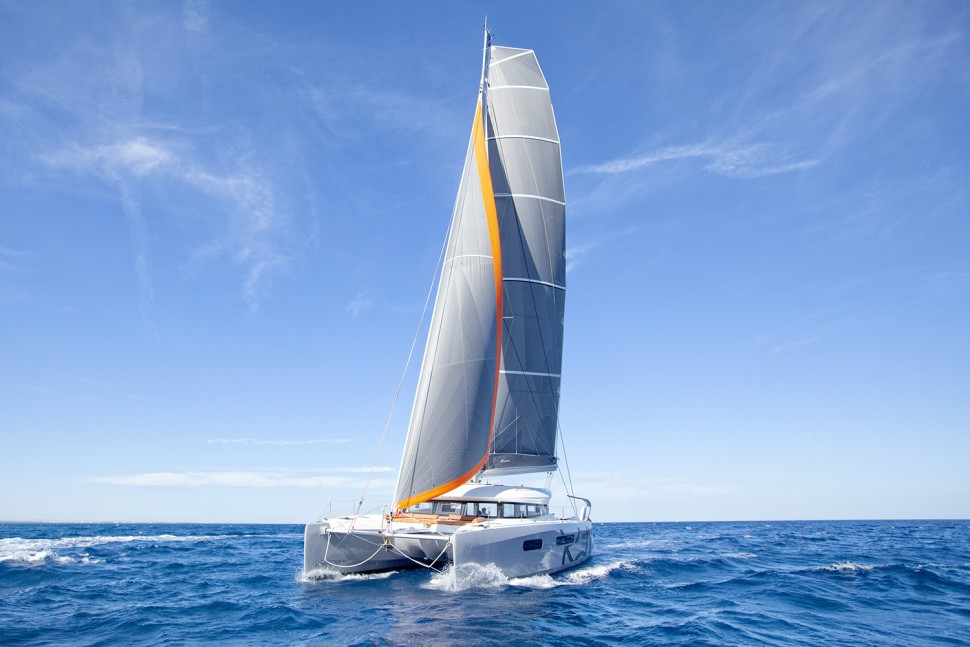 Excess 15 Catamaran sea trial 2