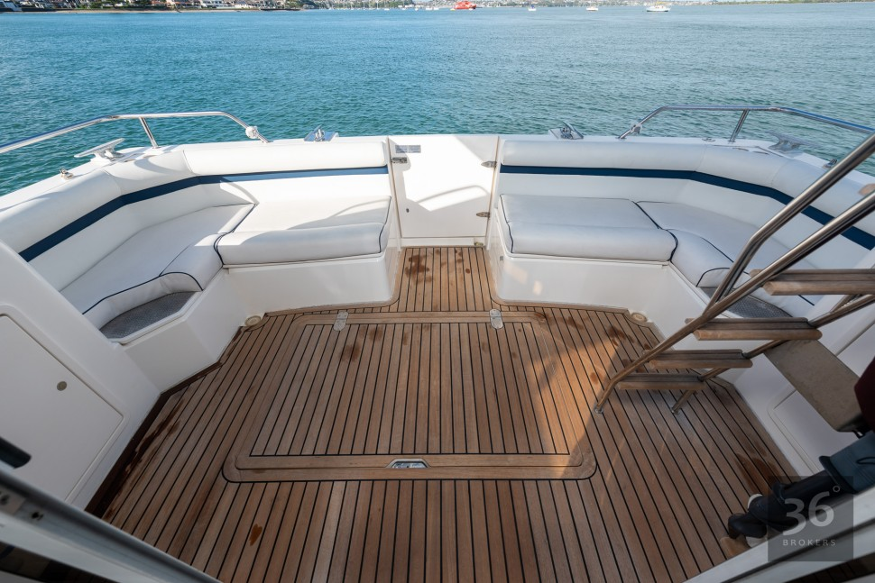 Fairline Phantom 38 12