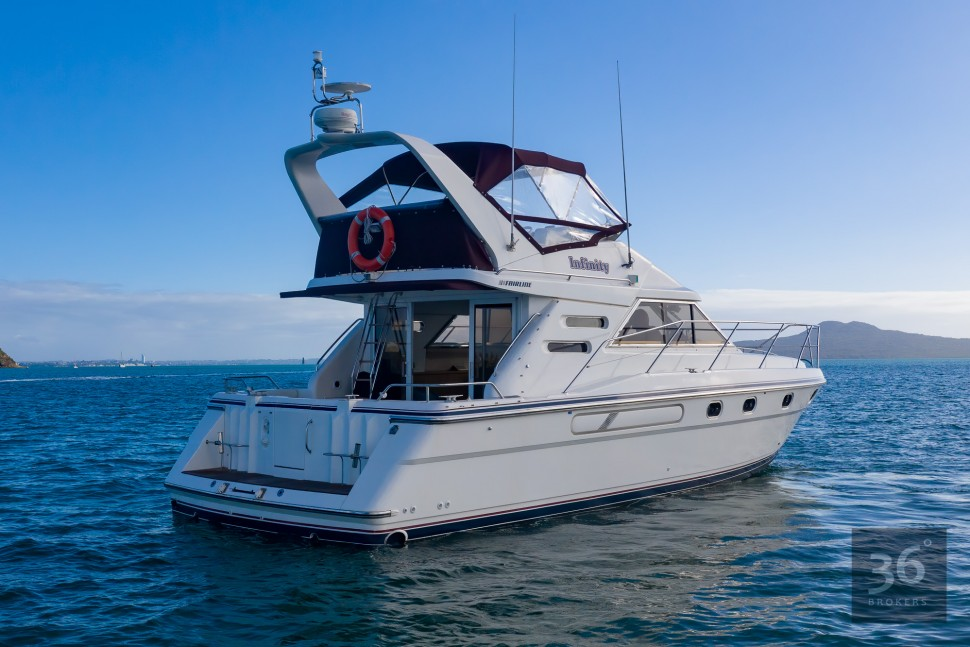 Fairline Phantom 38 2