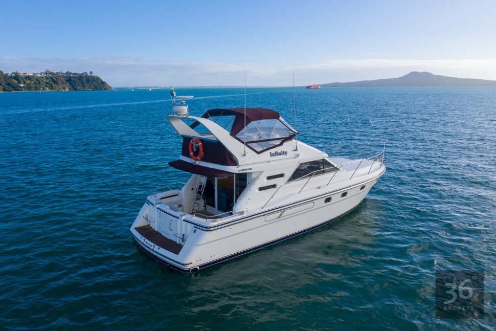 Fairline Phantom 38 3