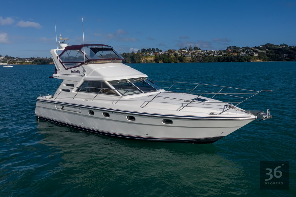 Fairline Phantom 38 5