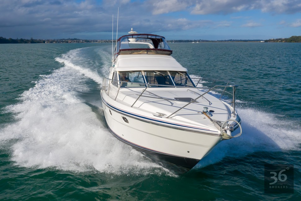Fairline Phantom 38 6