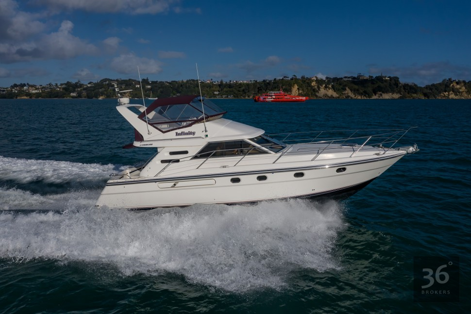 Fairline Phantom 38 7