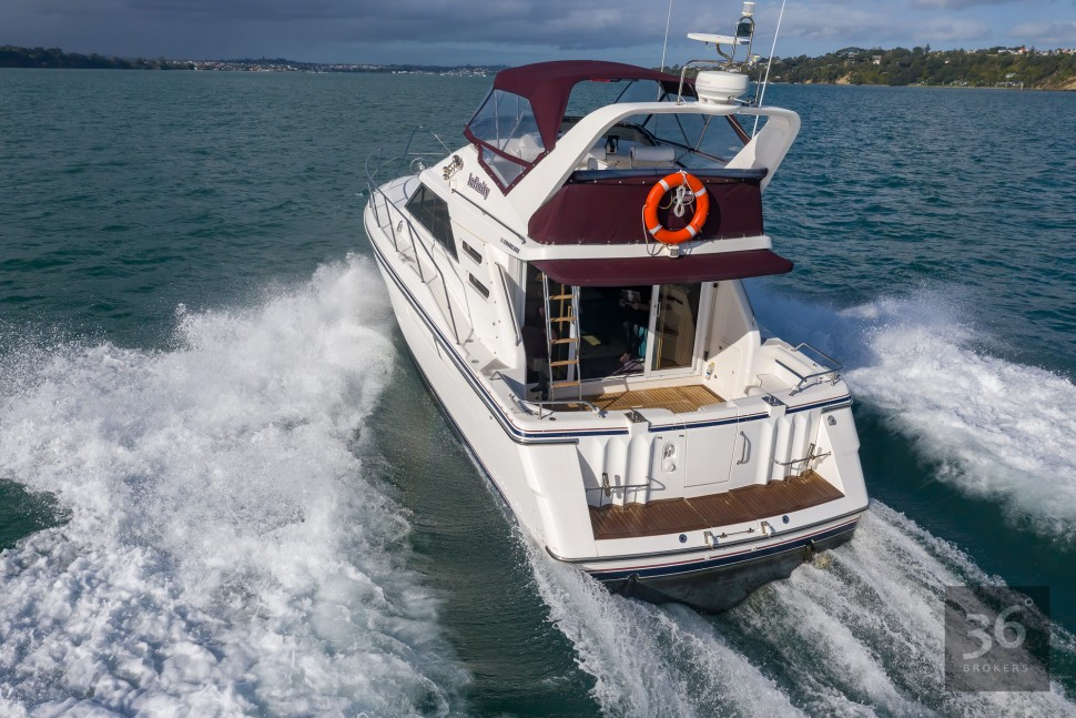 Fairline Phantom 38 8