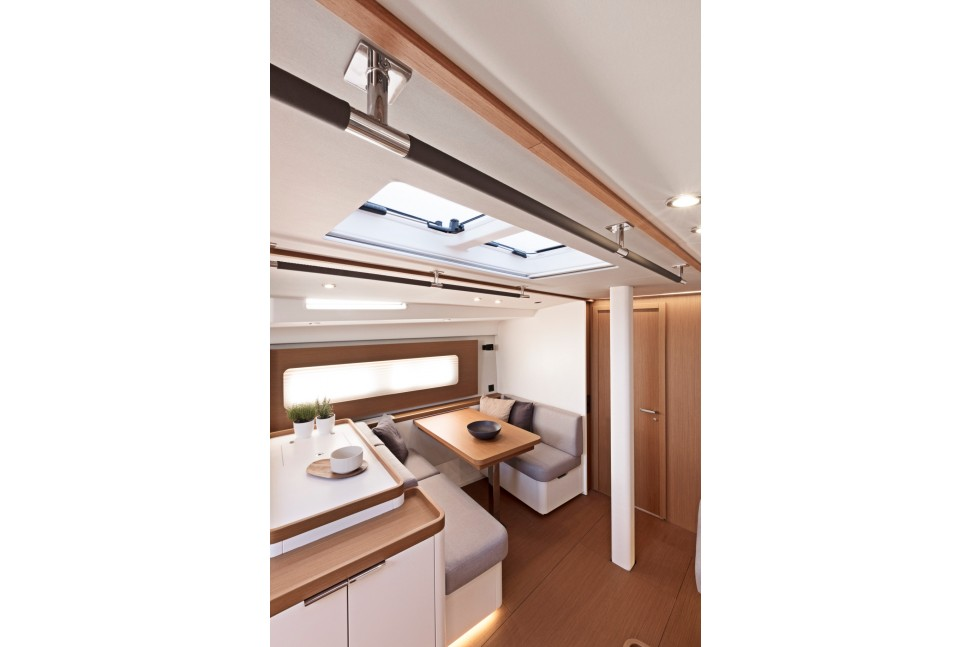 First Yacht 53 interior 13
