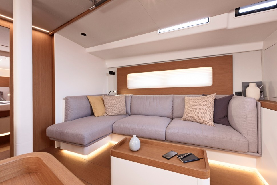 First Yacht 53 interior 14