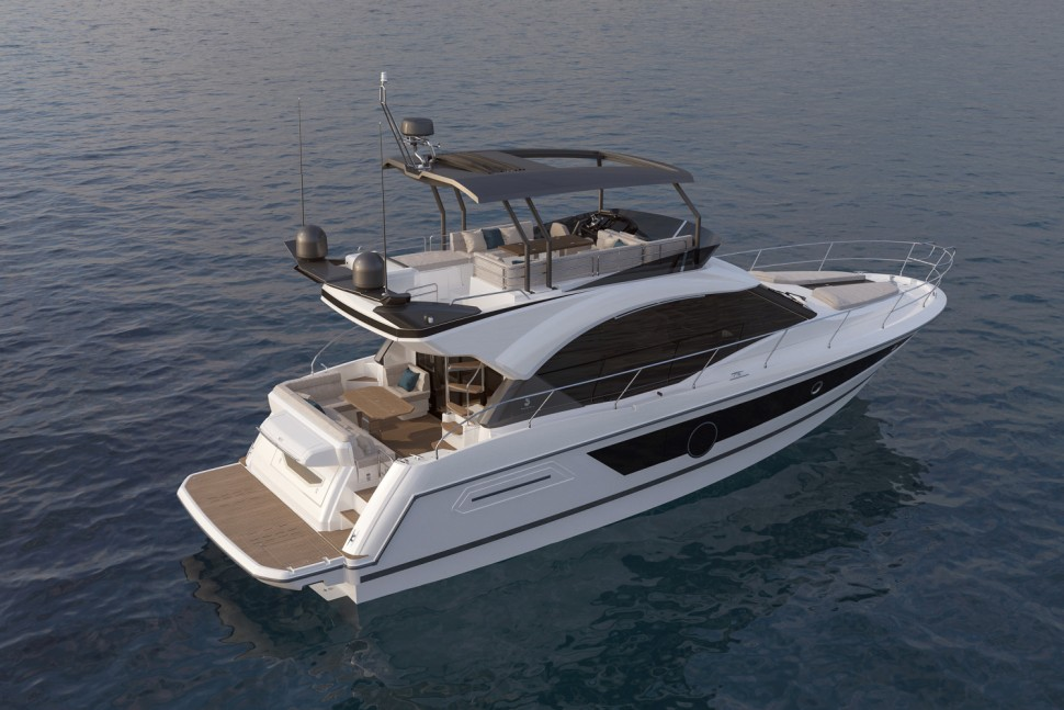 Monte Carlo Yachts 52 50