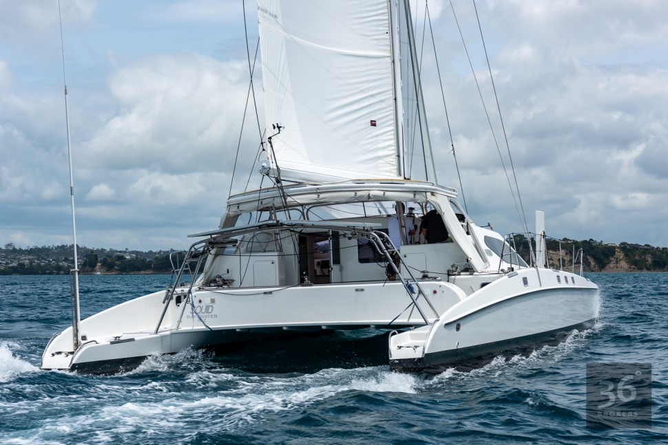 Richard Edlin Catamaran 2