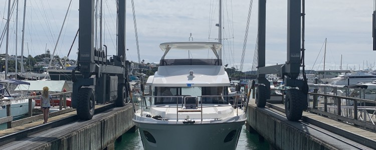 Welcome, to the NEW Swift Trawler 47