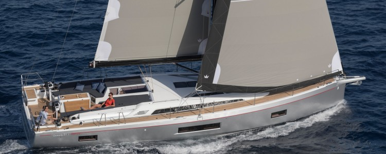 Beneteau Oceanis 51.1 - A New Generation hits the water in Asia
